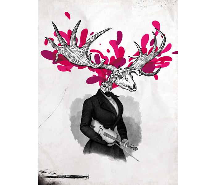 Portraits – squelette
