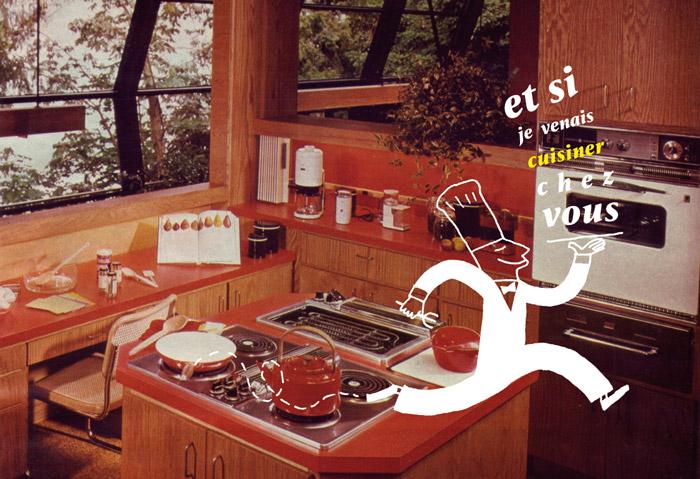 «Et si je venais cuisiner chez vous» – Cyril Garcia, chef à domicile