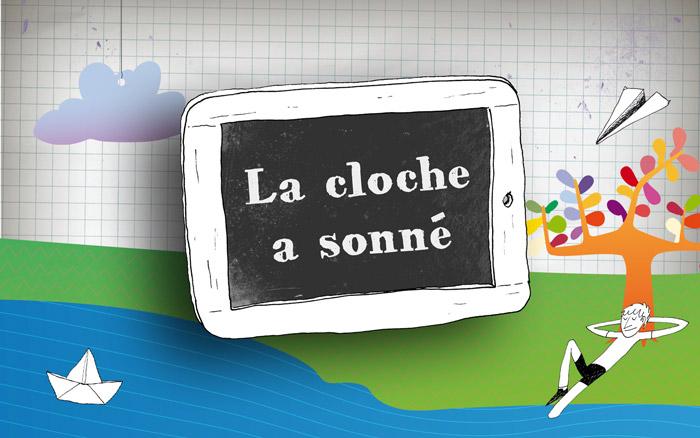 Le Thuit Signol – «La cloche a sonné»