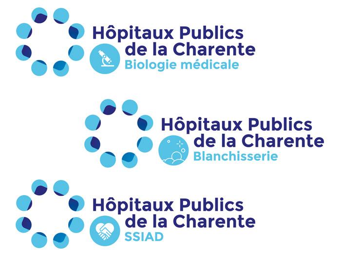 GCS16 – Hôpitaux publics de la Charente